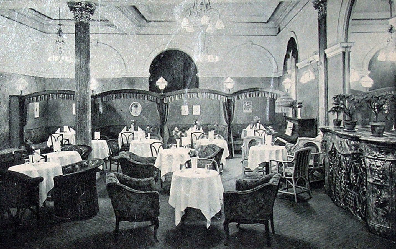 Luitpoldblock Luitpold Tabarin Restaurant Café