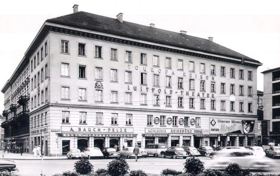 Luitpoldblock Luitpold Theater Lichtspiele Filmtheater