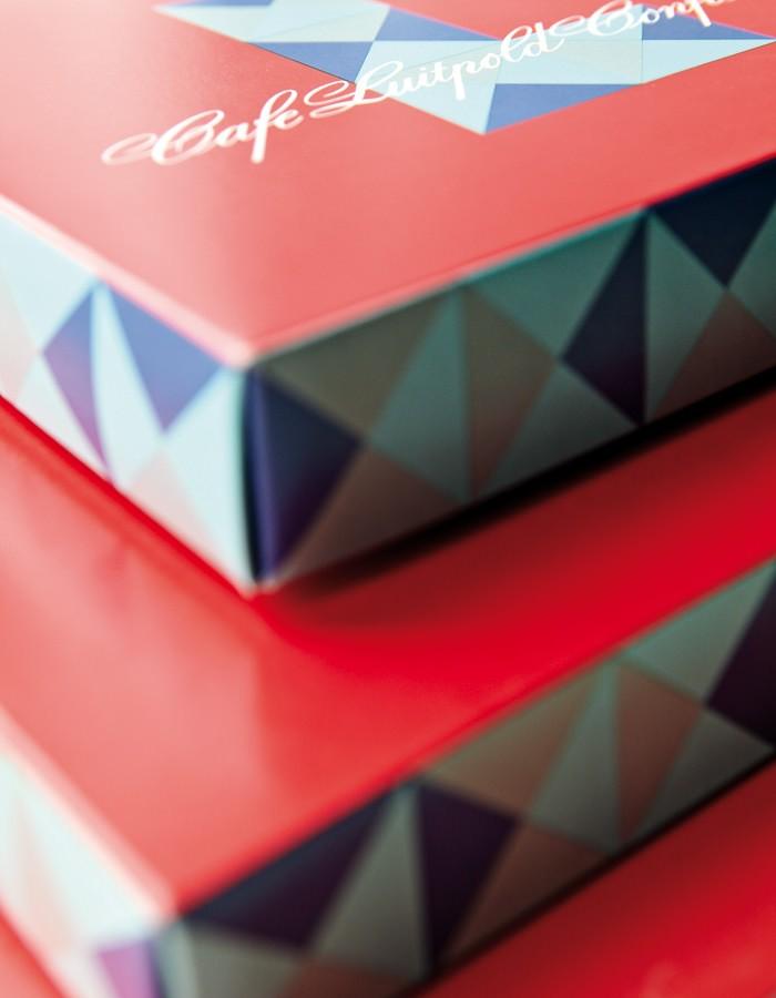 Verpackungsdesign Cafe Luitpold Richard Roth Luitpoldblock