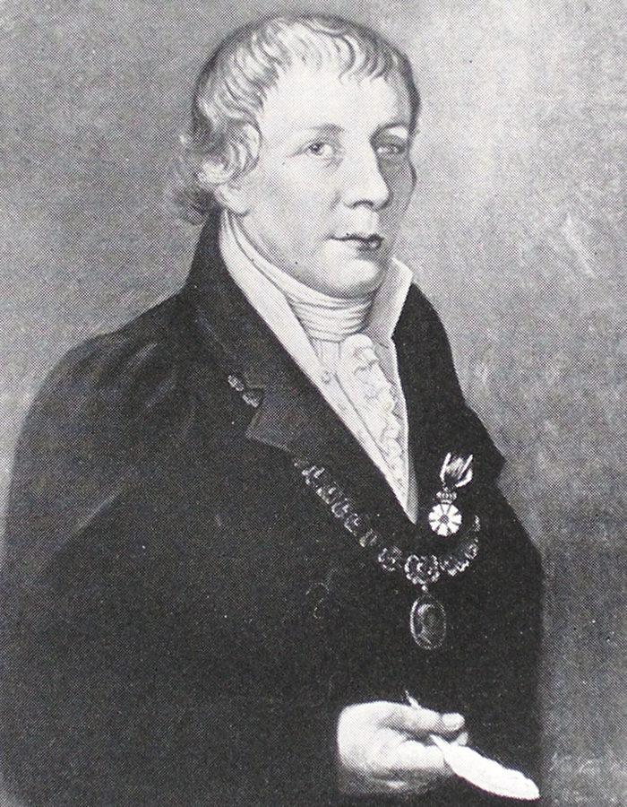 Joseph von Utzschneider Luitpoldblock München Bürgermeister