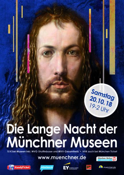 Die Lange Nacht der Münchner Museen 2018