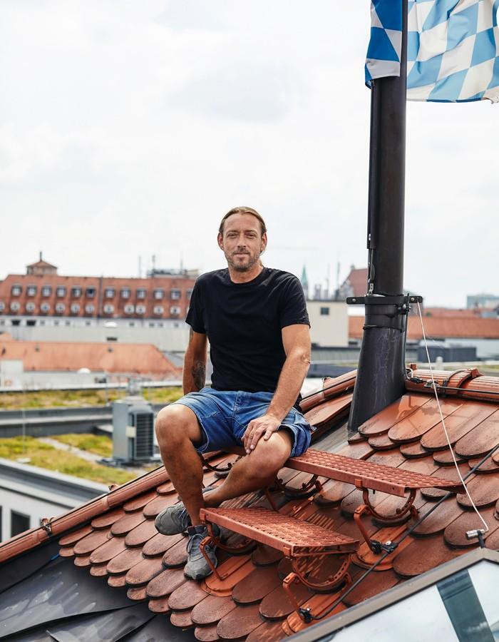 Luitpoldblock, Team, Oliver Boczian