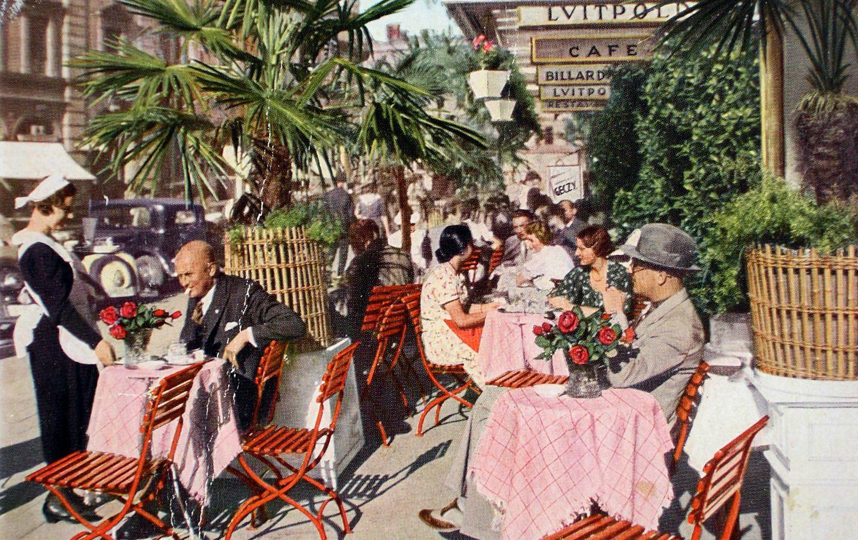 Café Luitpold, Boulevard Café