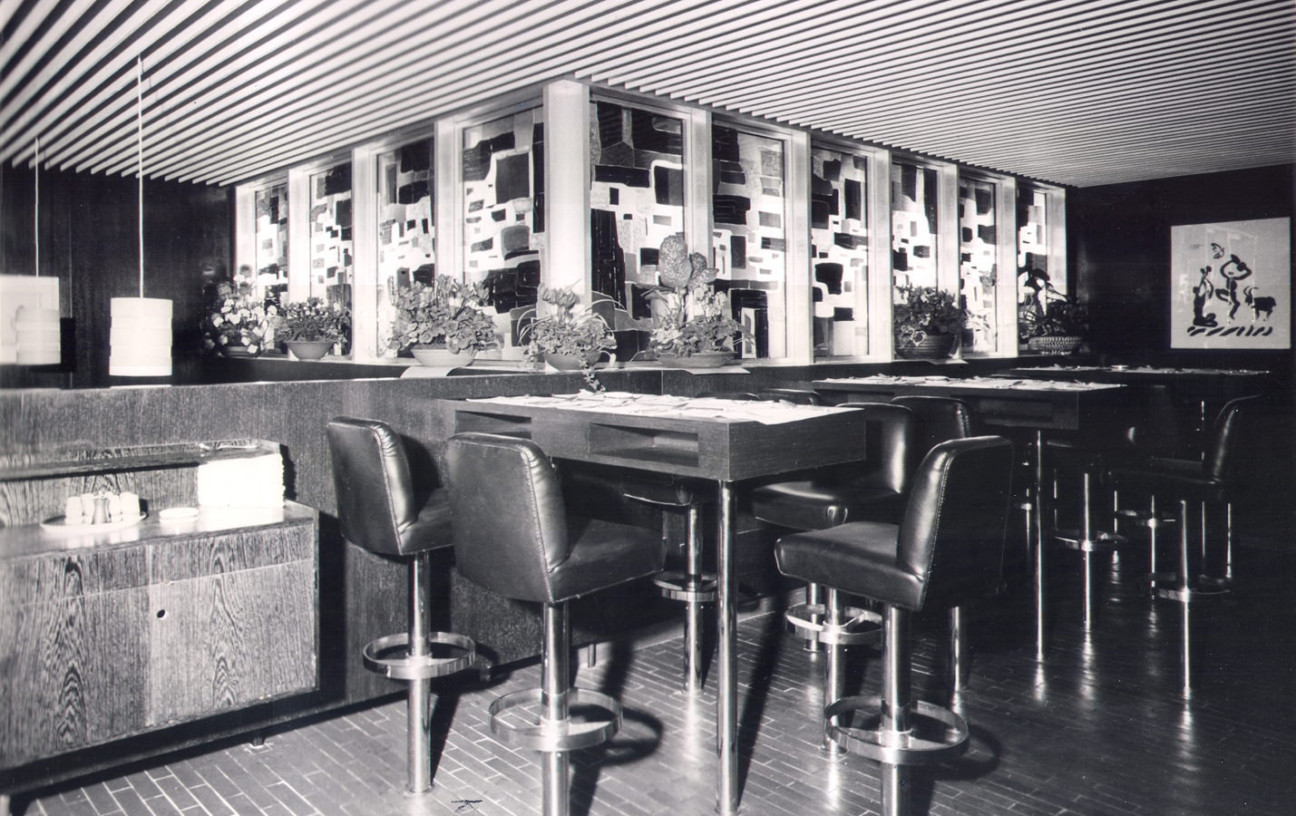 Cafe Luitpold, Grill Room