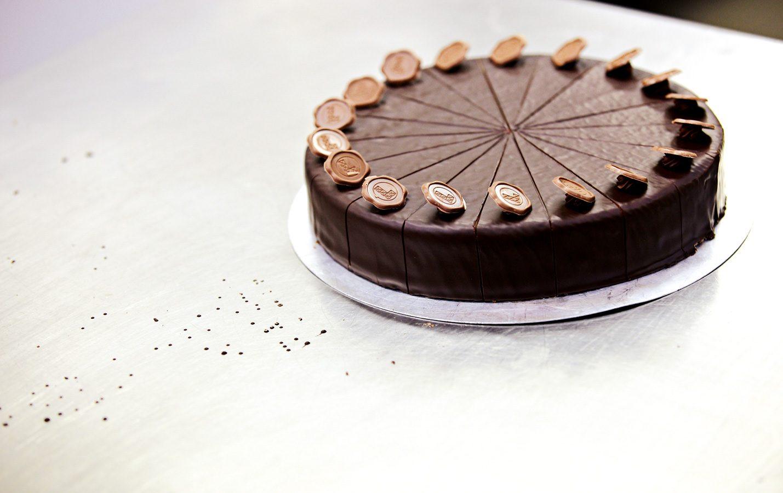 Luitpoldblock, Cafe Luitpold, Luitpold Torte