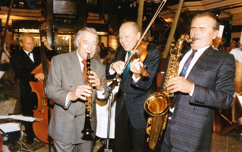 Cafe Luitpold, Trio Greger Strasser Zacharias