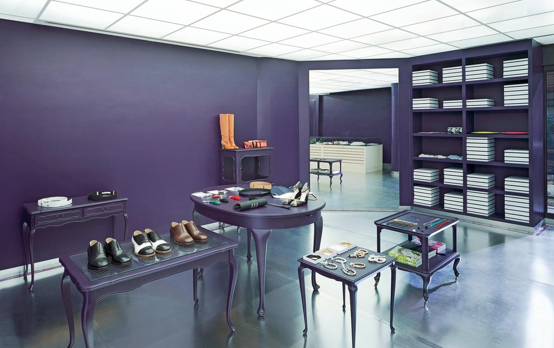 Concept Store, Andreas Murkudis, 2006