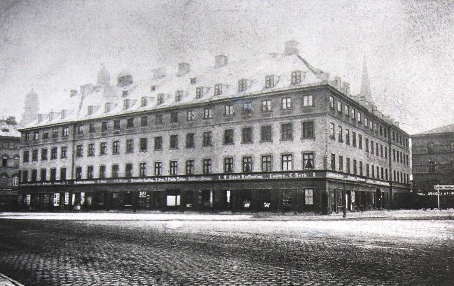 Knorr Häuser, 1812
