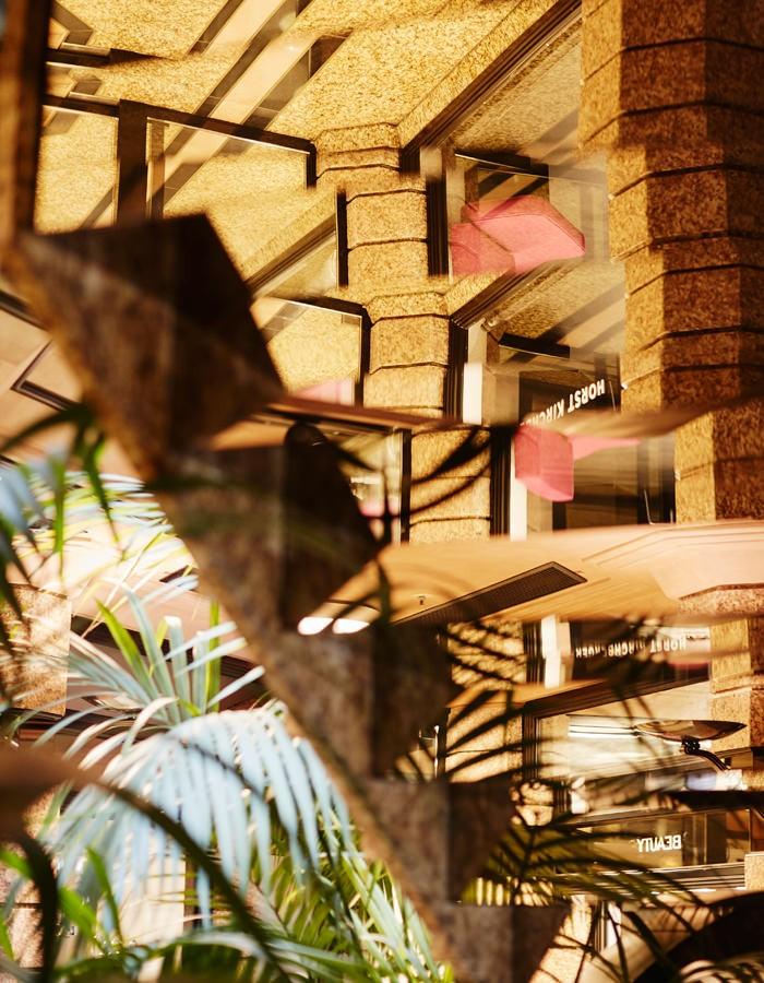Luitpoldblock, Palmengarten