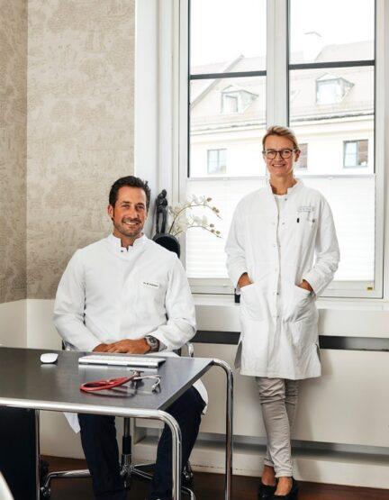 Luitpoldblock, Praxis Dr. Frühwein + Partner