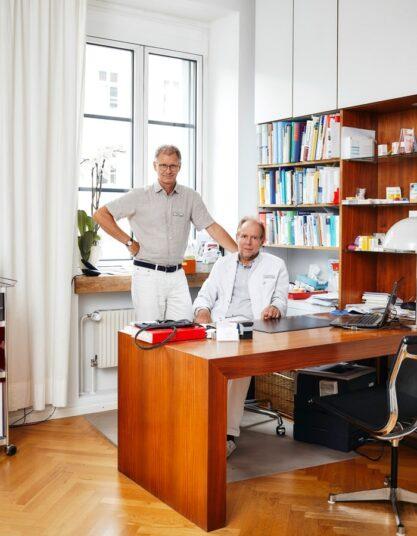 Luitpoldblock, Praxis Dr. Brommer & Weltz
