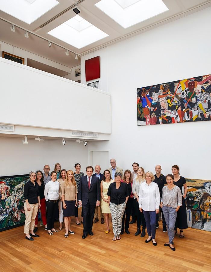Luitpoldblock, Karl & Faber Kunstauktionen