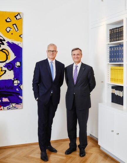 Luitpoldblock, Notare Schervier & Schwarz