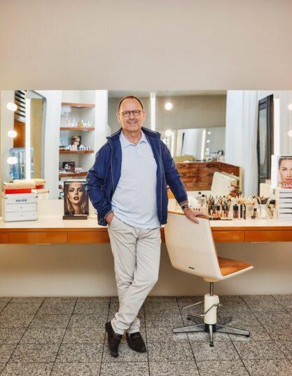 Luitpoldblock, Horst Kirchberger Makeup-Studio