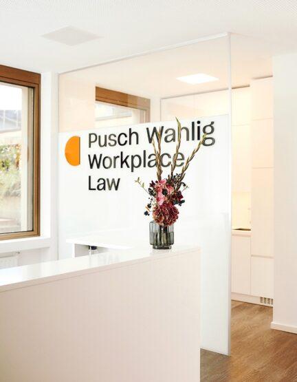 Luitpoldblock, Pusch Wahlig Workplace Law