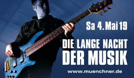 Lange Nacht der Musik, München 2019