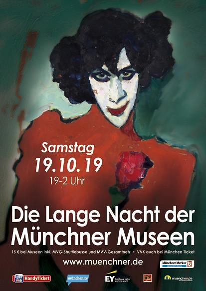 Die Lange Nacht der Münchner Museen 2019