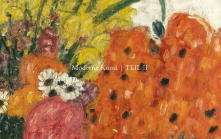 Karl&Faber, Auktion Moderne Kunst