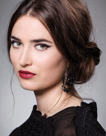 Horst Kirchberger, Beauty Blog: Festtagslook