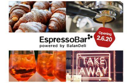 EspressoBar powered by BalanDeli