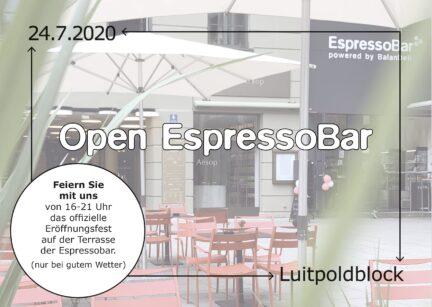Open EspressoBar