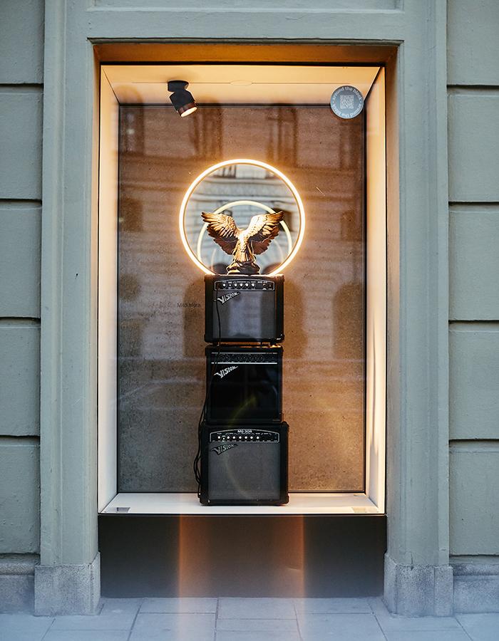 around the block, Kalas Liebfried, Occhio Store Brienner Quartier
